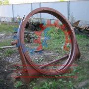 круг поворотный 122